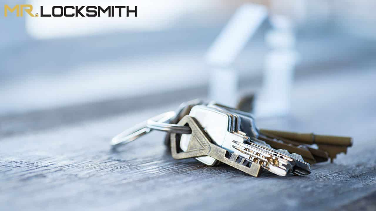 What do I do if I lose my house key?